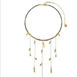 BRAND NEW Nakamol beaded choker necklace